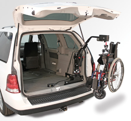 wheelchair lift for car. Inside Car Lifts Wheelchair Lift For F